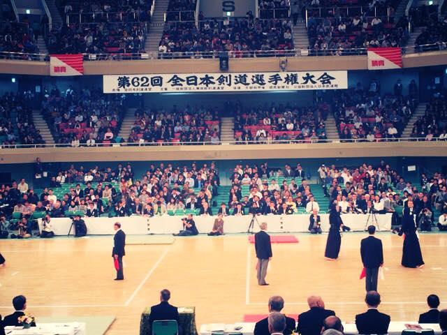 【INFO】第62回全日本剣道選手権大会 インターネット中継