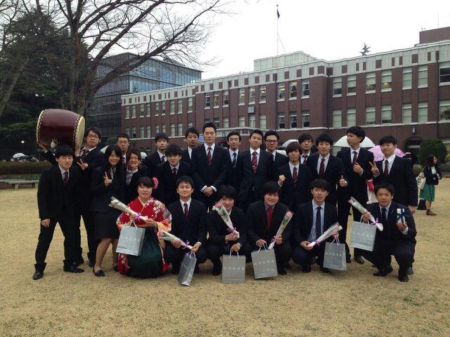 【祝】3/19 卒業おめでとう!