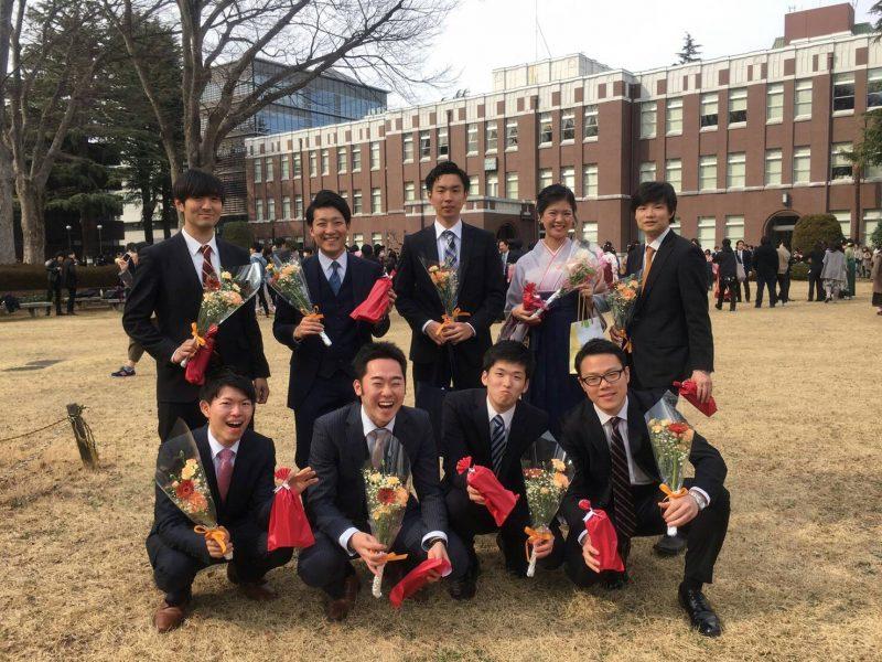 【祝】ご卒業