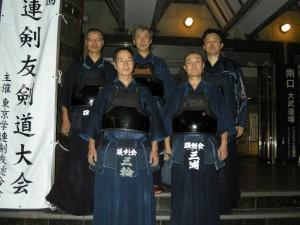 【結果】第22回学連剣友剣道大会 2011/12/04