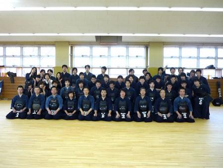 東京学連剣友連合会より剣道講習会のお知らせ