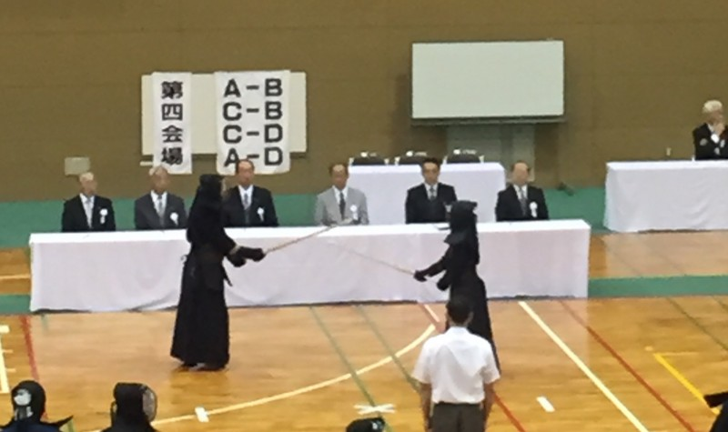 【祝昇段】星野喜代広先輩(六段)