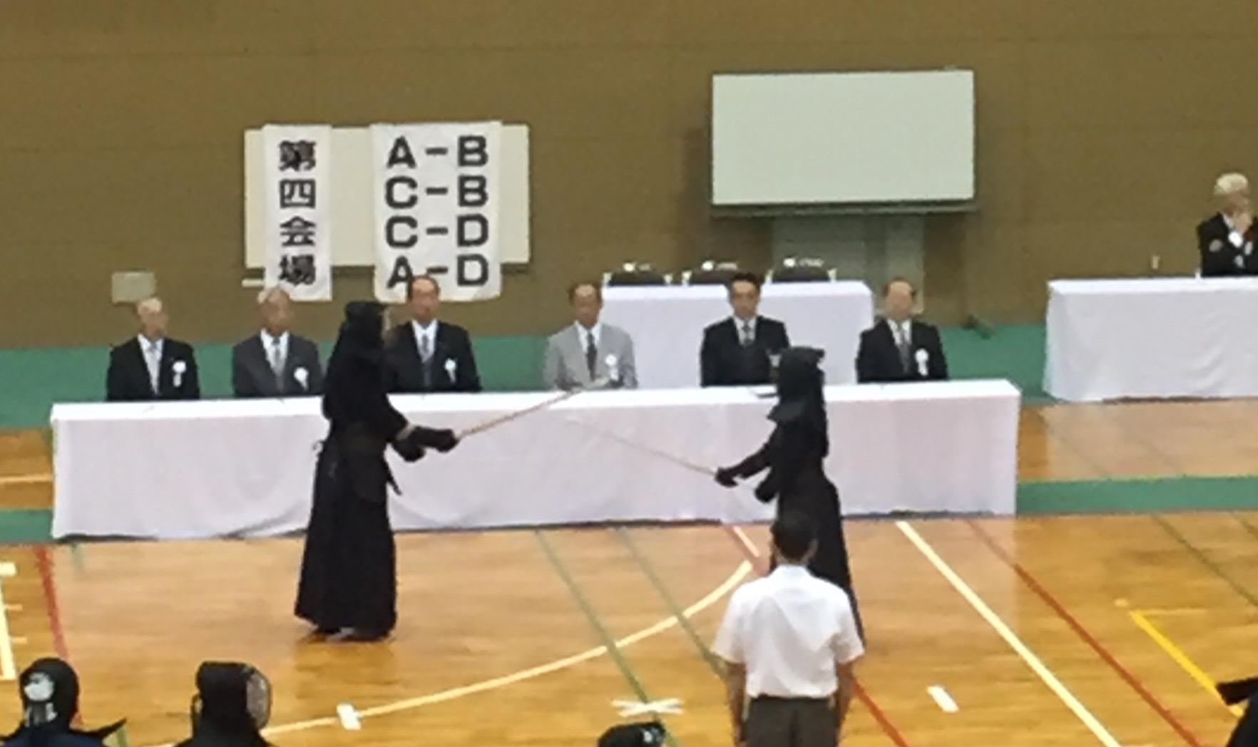 【祝昇段】鈴木盛史先輩(六段)