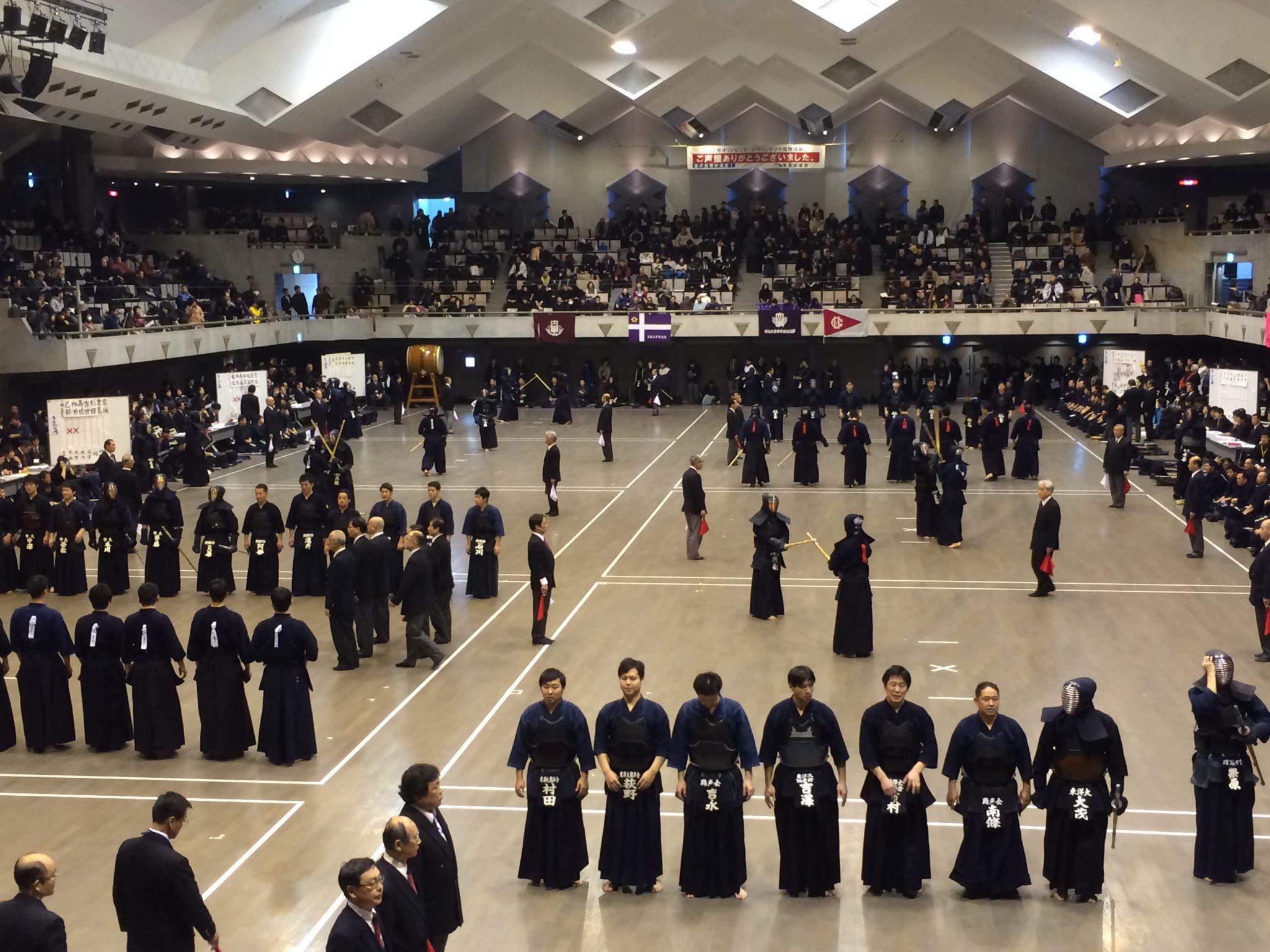 【ご案内】12/17 第28回学連剣友剣道大会 組み合わせ