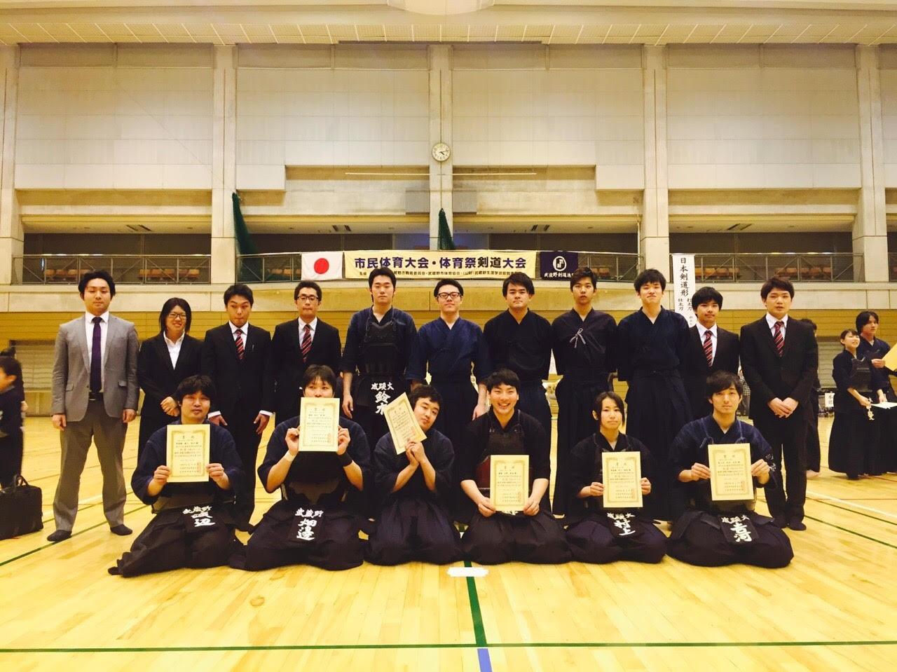 【結果】第62回関東学生剣道選手権大会(2016/05/08)